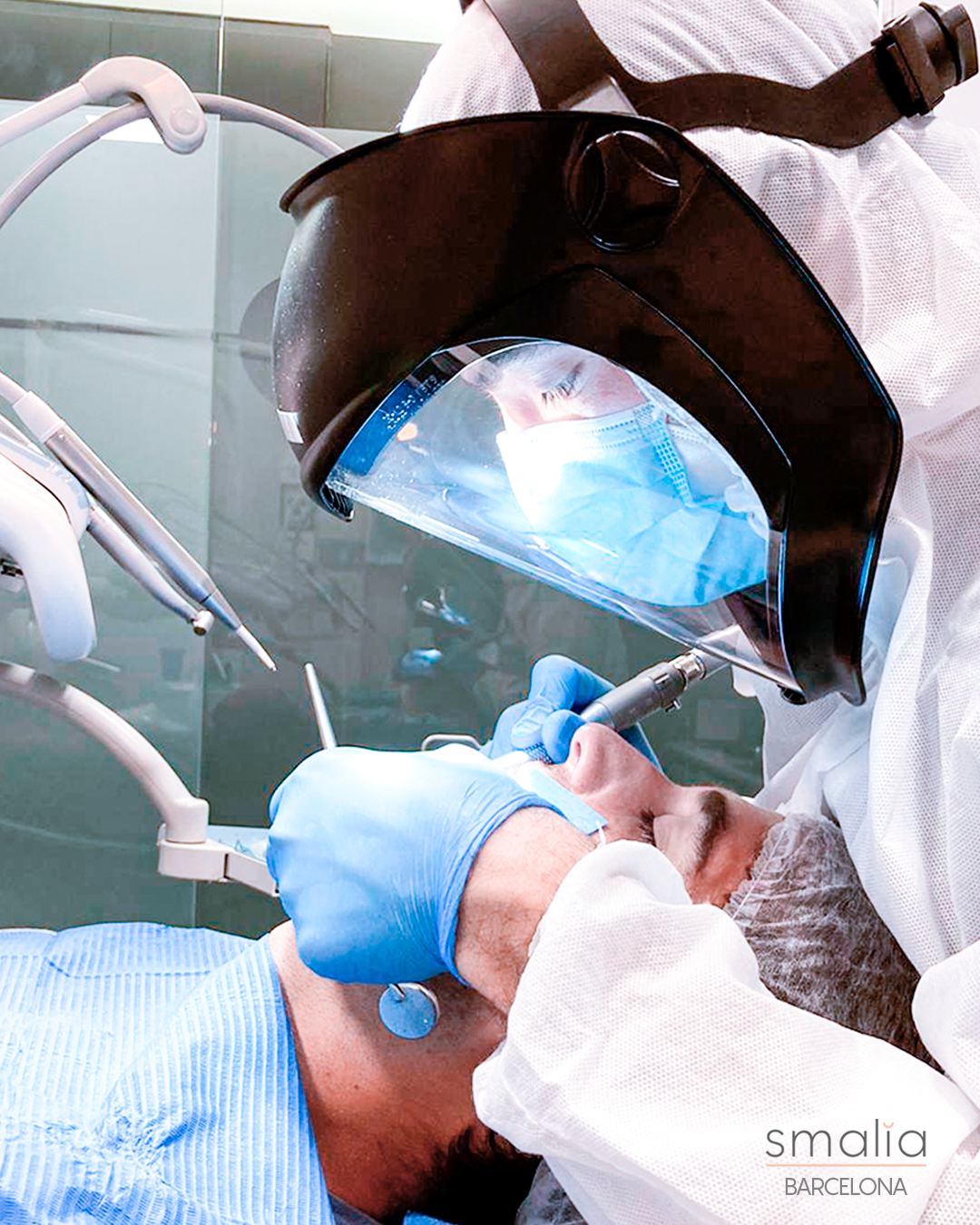 Smalia Dental Clinic · Barcelona, Spain.
